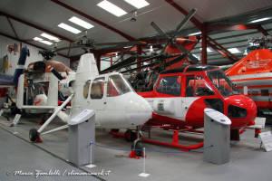 04 AirAndSpace 18A Gyro G-BVWL & Westland ScoutAH1 XP165