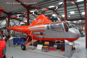 06 Westland S.51WidgeonSeries2 G-AOZE (Ex 5N-ABW)