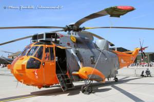 11 SeaKing HU5 XV666