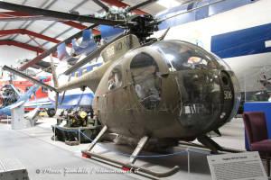 17 Hughes  OH6A Cayuse 67-16506