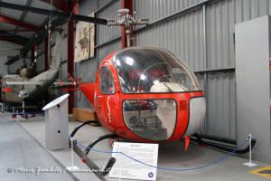 19 Bell 47H1 OO-SHW
