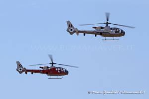 32 Gazelle HT3 XZ934  (G-CBSI) & ZB627 (G-CBSK)