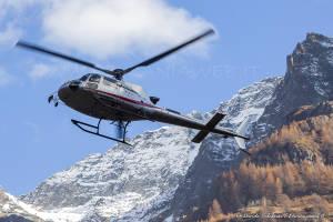 I-SAVD Eurocopter AS350B3 Ecureuil E+S Air