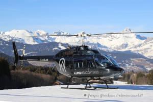 Bell206B F-HBJR