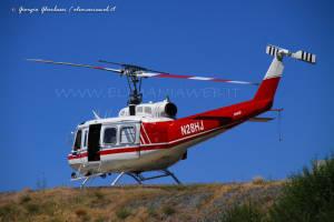 Bell 205 N28HJ Giorgio Gherbassi