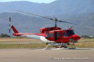 Bell 212 N512TA Santa Ynez
