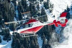 Eurocopter EC135 F-GOPG SAF Helicopter