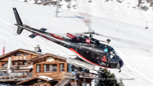 F-GSDG Eurocopter AS350 Courchevel