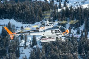 Eurocopter AS350 F-HLLJ