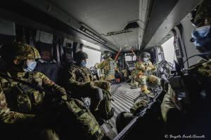 G - Squadra Aeromobile A Bordo Di Un UH 90