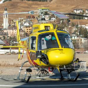 HeliBernina HB-ZMY Ground