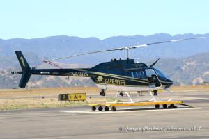 OH-58A N4911S Santa Ynez
