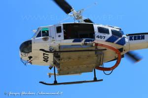 UH-1H N407KR 007