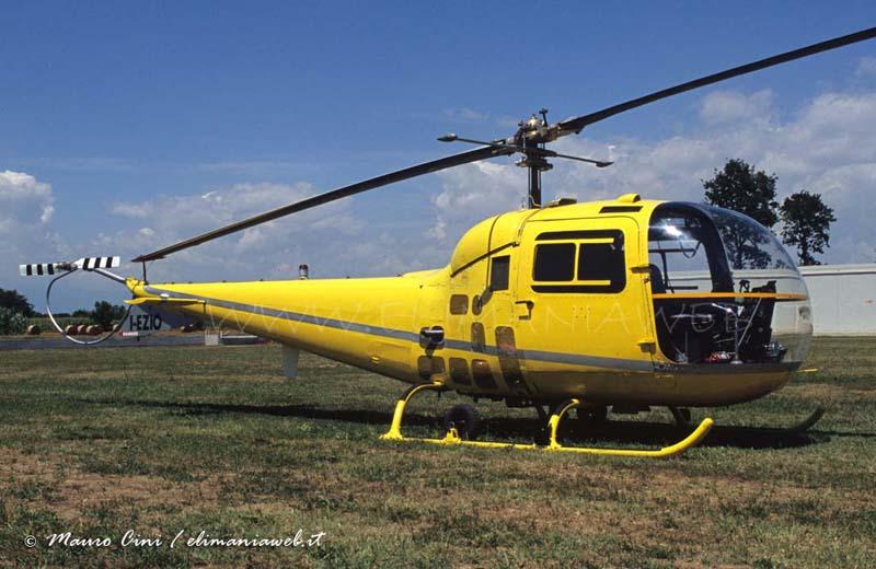 AB.47J-3 Ranger  I-EZIO