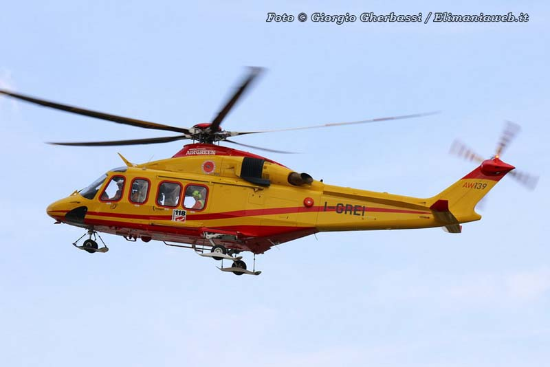 AW139  I-GREI